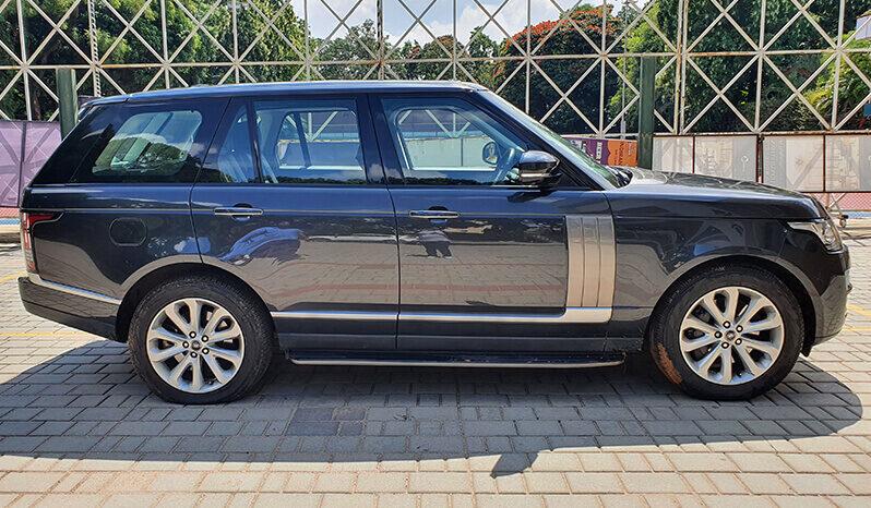 Range Rover vogue 4.4 V8 full